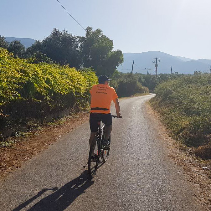 Kefalonia Bike Tours - Kefalonia Hiking - Kefalonia Trekking - Day Tours Kefalonia - Trail Running in Kefalonia -  Walking Trails Sami Kefalonia -Kefalonia Trekking - Kefalonia Hiking Tours